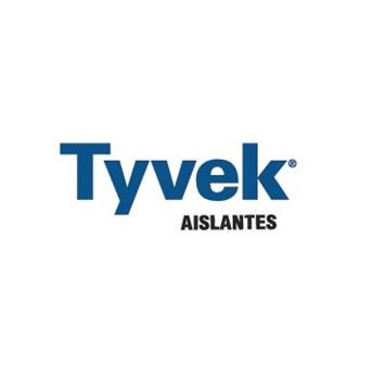 Logo de la marca Tyvek